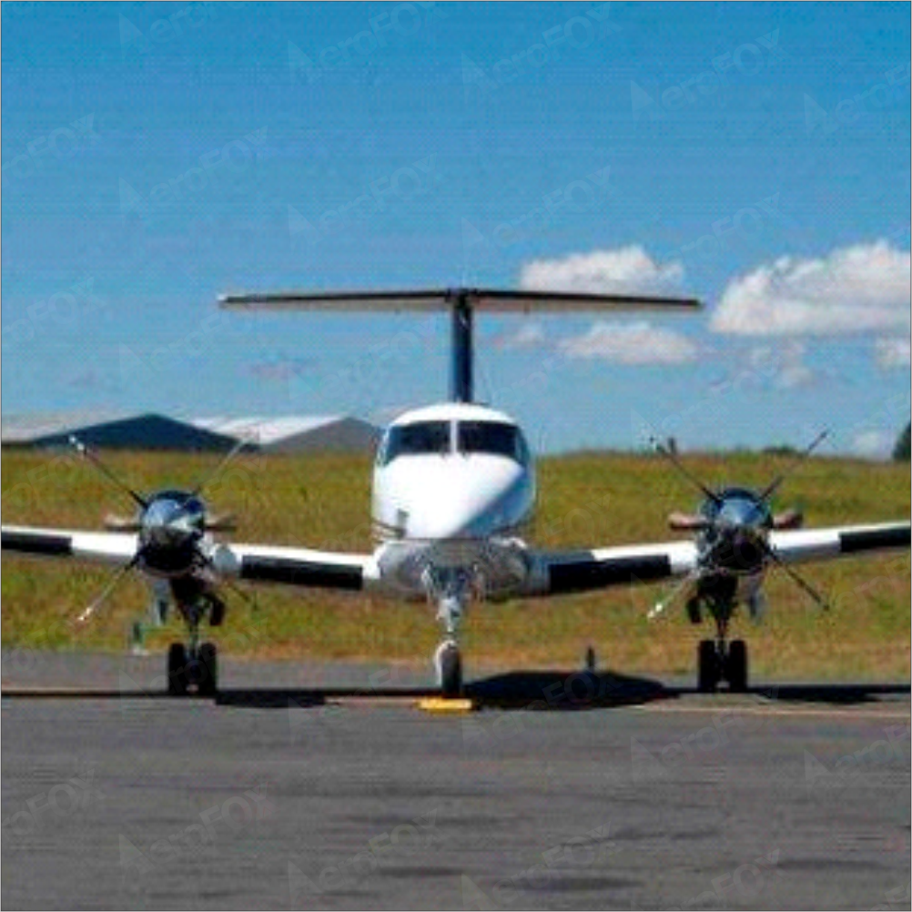 Super King Air B200 – U$2.000.000,00