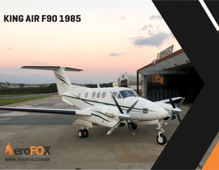 KING AIR F90 1985 – [US$1.500.000,00]